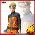 100% Original Banpresto Grandista Shinobi Relations Collection Figure - Uzumaki Naruto from