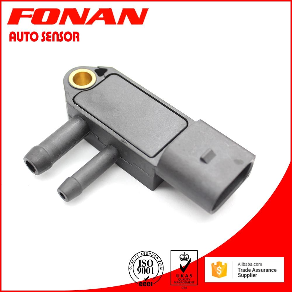 Hauteur Capteur Pression D/'air Capteur VW AUDI 1K0131552L ou 1K0131552M