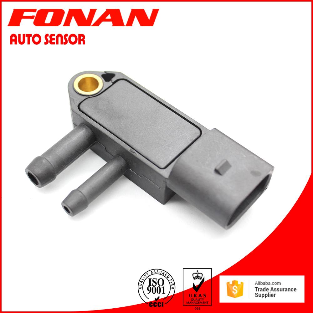 DPF EGP Differential Pressure Sensor for AUDI SEAT SKODA VW Amarok 2.0 Diesel Bi Turbo 076906051B 1K0131552L 1K0131552M