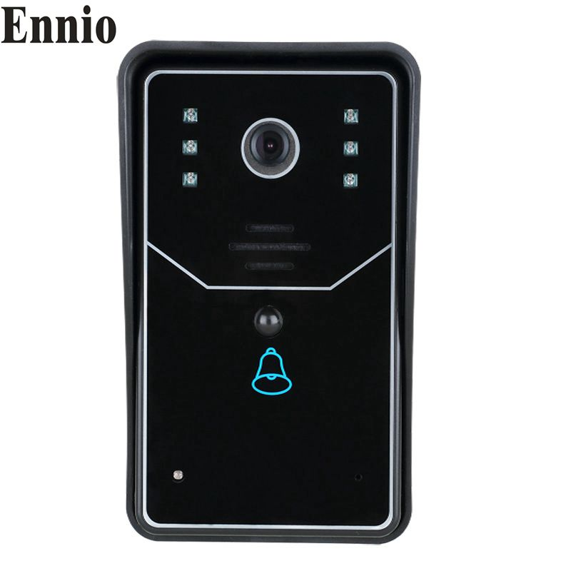 Smart Video Doorbell WIFI Wireless Home Door bell Improvement Visual Phone Ring Motion Detection PIR Night Vision Waterproof стоимость
