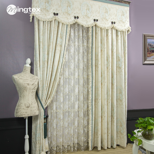 aliexpress  buy american style curtain bedroom curtain white,