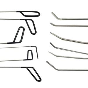 Image 4 - לא צבוע דנט תיקון וו כלים Push מוטות כלים להסרת שקע לא צבוע דנט תיקון כלי רכב גוף ערכת תיקון