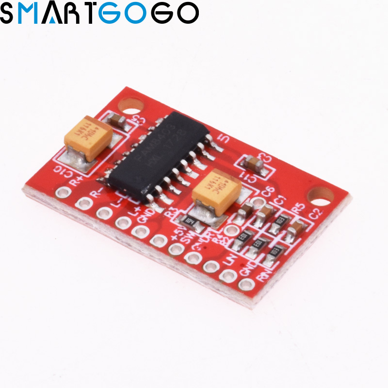 2 Channels 3W Mini Digital Power Audio Amplifier Board PAM8403 USB DC 5V Power Supply for Arduino new Integrated Circuit Board2 Channels 3W Mini Digital Power Audio Amplifier Board PAM8403 USB DC 5V Power Supply for Arduino new Integrated Circuit Board