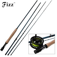 Super Cost Effective Carbon Fishing Rod 4 Sections Ultralight Fly Fishing Rod 2 7M Fishing Tackle