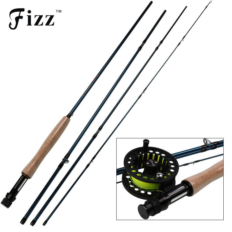 Super cost effective carbon fishing rod 4 sections for Fly fishing rods for sale