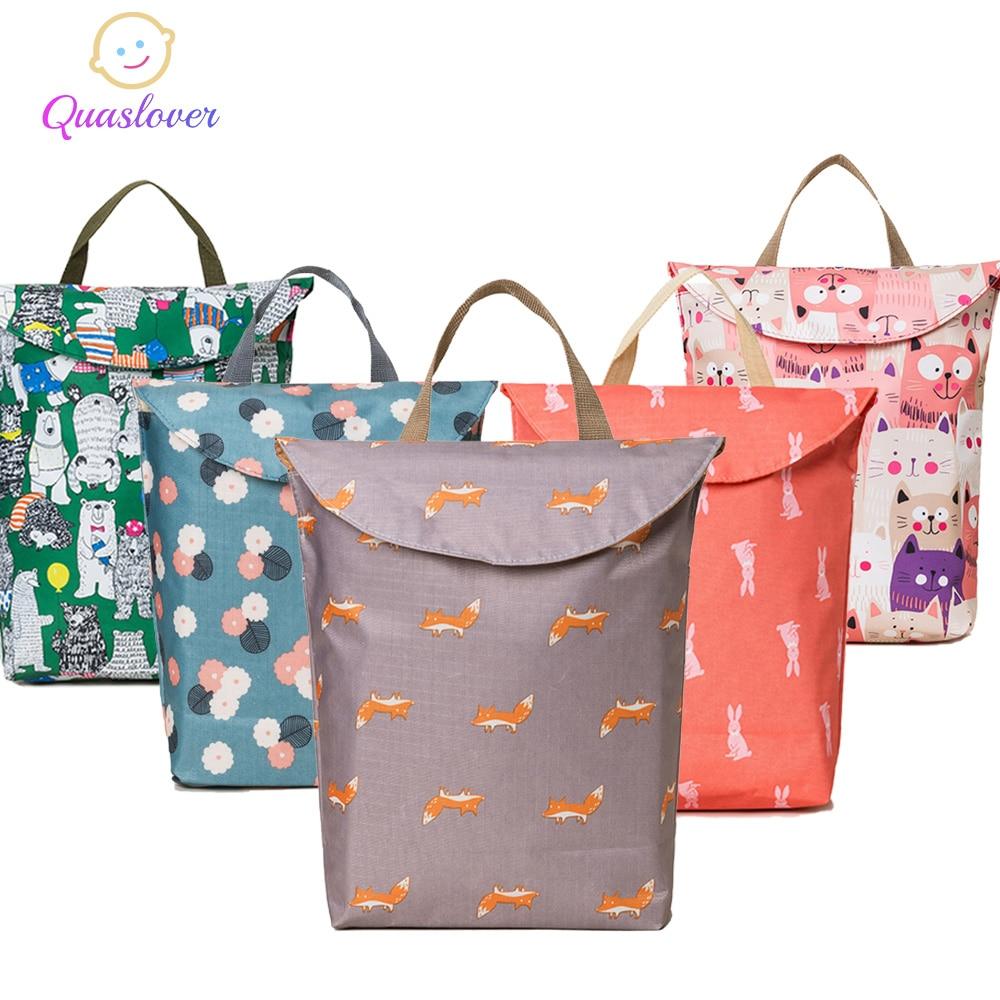 Baby Diaper Bags Diaper Bag For Stroller Backpack Nappy Bags Mother Organizer Reusable Waterproof Mummy Storage Nursing Bag