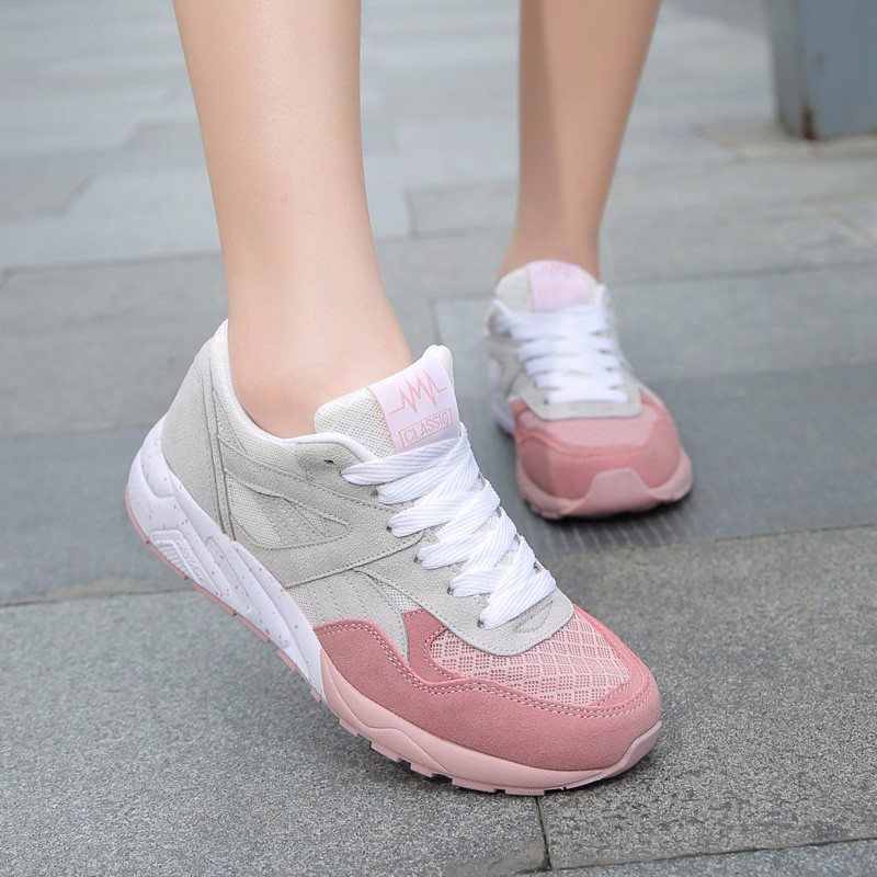 Autumn Running shoes for women sneakers Athletic walking shoes breathable outdoor sport shoes woman zapatillas deportivas mujer 24