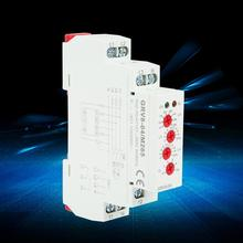 цена на Voltage Monitoring Relay GRV8-04 3-Phase Voltage Control Relay Phase Sequence Phase Failure Protection M265
