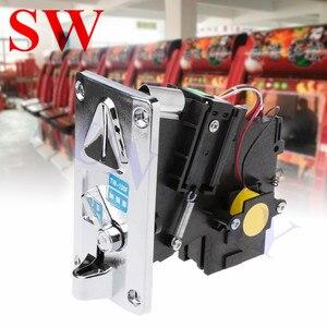 Image 5 - 1 ADET fabrika fiyat TW 130F Sikke Alıcı CPU Çoklu Jeton Alıcıları Karşılaştırma Sikke Seçici Yan Para Makinesi Seçici