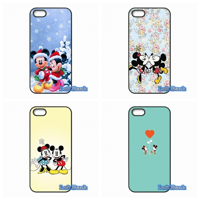 For 1+ One Plus 2 X For Motorola Moto E G G2 G3 1 2 3rd Gen X X2 Minnie Mickey Mouse kissing Case Cover