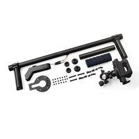 F16819 Carbon Fiber Tube 3 Axle Handheld Gimbal Handle Frame Kit with Moniter Mounting Bracket for Align G3 GH G3 5D