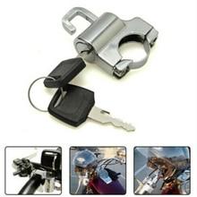 Easy Install Anti-theft Universal Security Durable Bike Motorbike Handle Motorcycle Scooters Portable Helmet Lock Accessories