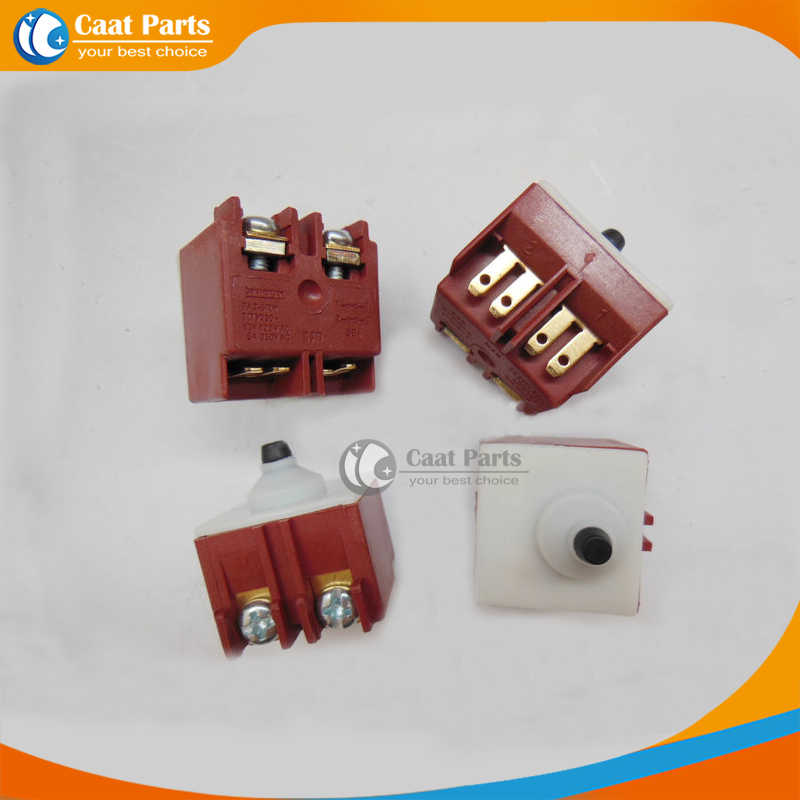 Free shipping! 5PCS/LOT Angle grinder switch for Makita 9553NB 9555NB on