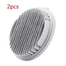 2 шт. пылесос фильтры для Xiaomi Roidmi Беспроводной F8 Smart ручной пылесос аксессуары