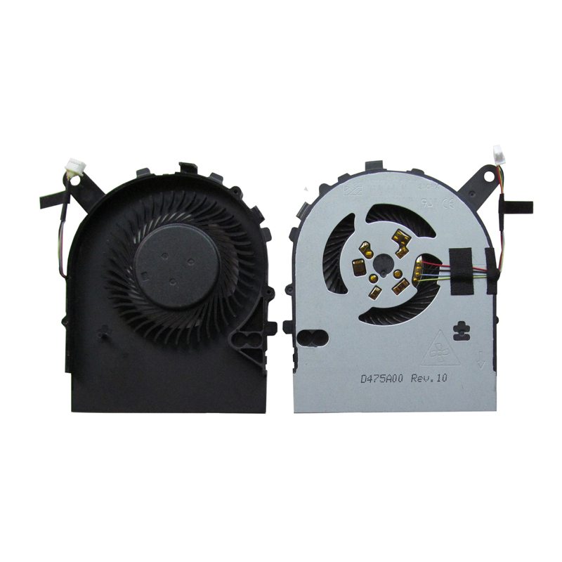 Cable Length: Buy 1 Piece Computer Cables CPU Fan for Dell Vostro 5468 5568 Inspiron 15 7560 15-7560 0W0J85 Cooler Fan