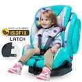 9 meses-12 años de Coche de Bebé Asiento de Seguridad para Niños de Coches asiento 36 kg Sillas de Coche para Niños Niños Pequeños Arnés de la Cubierta Del Coche