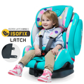 9 month - 12 years Baby Car Safety Seat Kids Car Seat 36kg Car Chairs for Children Toddlers Car Seat Cover Harness