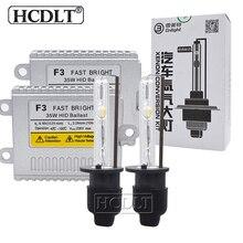 HCDLT 35 W автомобиль свет электронный блок ксеноновой фары ксенона H1 H3 H7 H11 9005 9006 9012 D2H Cnlight HID ксеноновые лампы 4300 K 5000 K 6000 K