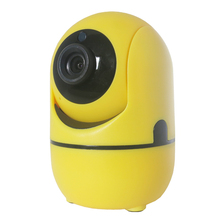 Wireless IP Camera Baby Monitor Network CCTV Camera 1080P P2P Digital Remote Pan/Tilt Indoor