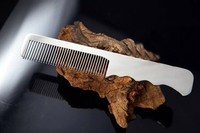 Pure Titanium Comb Outdoor Camping Hiking Swimming Regular Supplies Grooming Commonly Used Items Free Lettering Free