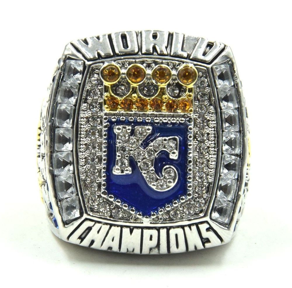 Free Shipping ! Solid Ring Hot Sale 2015 2016 Kansas City