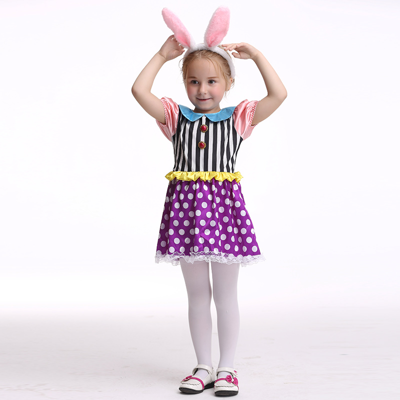 performance party batman bat girl costume children cosplay. Black Bedroom Furniture Sets. Home Design Ideas