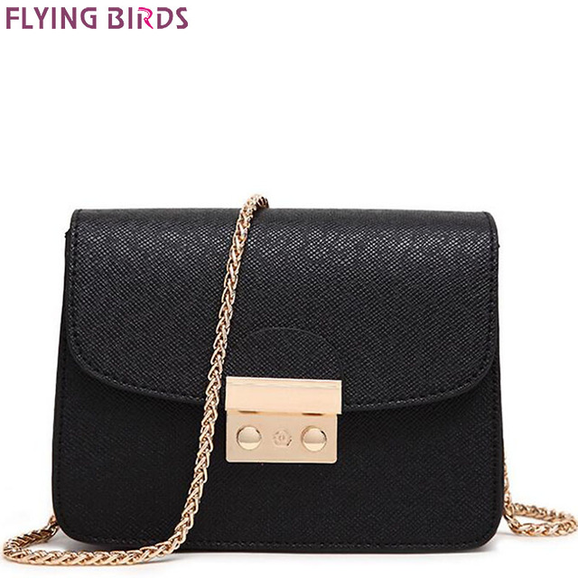 Flying birds women messenger bags for women bag ladies brands shoulder bag handbag high quality bolsas female bags LS8927fb
