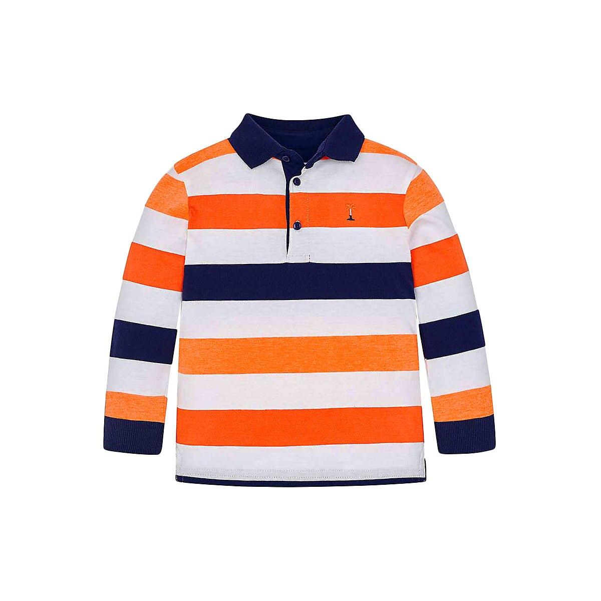 MAYORAL Polo Shirts 10685129 Children Clothing T-shirt Shirt The Print For Boys