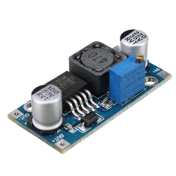 все цены на XL6009E1 Adjustable DC-DC Step Up Boost Converter Power Supply Module 3V ~ 32V to 5V ~ 35V онлайн