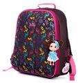 Rusia niños Encantadores envío Muñeca de moda de alto grado bolsa de la escuela chica kids estudiantes niño de dibujos animados mochila de viaje bolsas de Papelería
