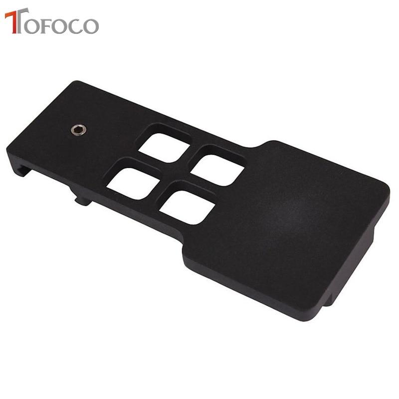 TOFOCO GOPRO lisatarvikutele Alumiiniumkarp Ühendatud kaamera - Kaamera ja foto - Foto 3