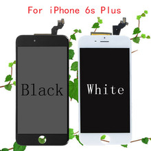 5.5″ New LCD for Apple iPhone 6s Plus LCD Display Touch Screen Digitizer Assembly Replacement Black or White by Free Shipping