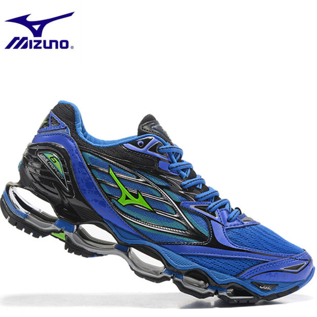 8f0d3c88832f 2018 Mizuno Wave Prophecy 6 sports Men Shoes 12 Colors Weightlifting Shoes  Breathable Lace-up