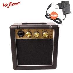جيتار كهربائي صغير أمبير مكبر صوت كهربائي محمول 3 وات للبيع 150 د