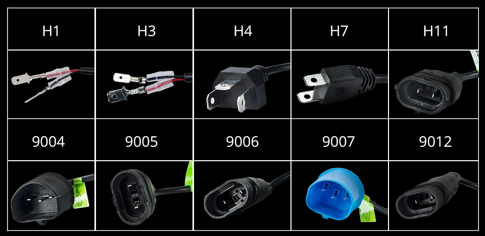 Aceersun H7 LED H4 LED H11 Car Light Canbus Headlight Bulb 12000LM canbus H8 H9 H1 HB3 9005 9006 80W 6500K 12V 24V Auto HB4 Led (11)