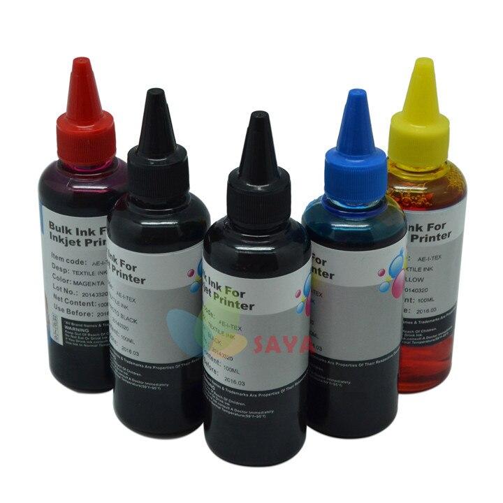 500ml PGI450 CLI451 CISS utántöltő patron Festék tinta Canon - Irodai elektronika - Fénykép 2