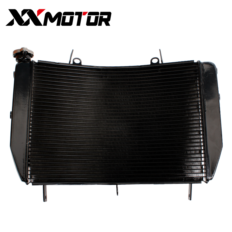 NEW Motorcycle Aluminium Radiator Cooler Cooling For Yamaha YZFR6 R6 2008 2009 2010 2011 2012 2013 2014 2015 YZF600 YZF YZF-R6 футболка женская roxy russiancrew j tees palace blue