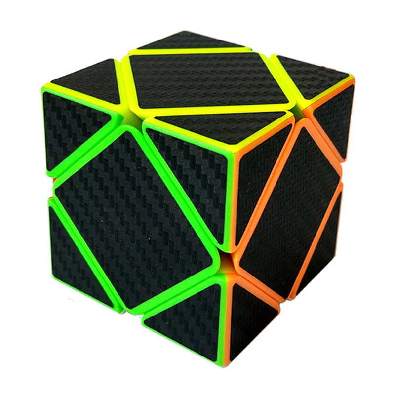 Magic Cube 3X3X3 Puzzle Speed Smooth Magico Bricks Block Learning Educational Toys for Kids Adult Children Toy