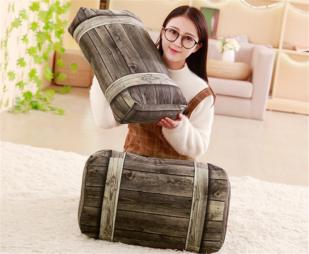 PUBG Game Playerunknowns Battlegrounds Air Drop Plush Gift Plush pillow Children Gifts Give doll Cosplay Cube Soft toy Black box