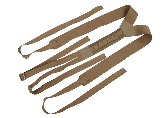 Y-type Belt Suspenders Combat Strap Coyote Brown,BK RG+Free shipping(STG050953) ...