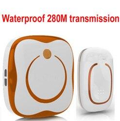 New door ring waterproof 280m long range wireless doorbell wireless door chime wireless bell door bell.jpg 250x250