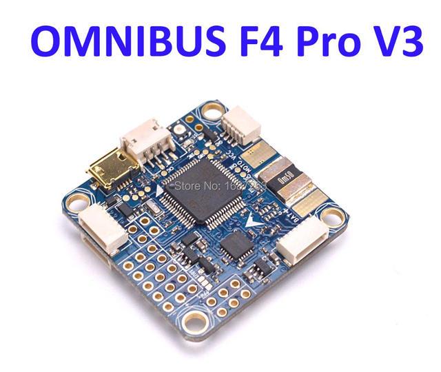 F4 OMNIBUS F4 Pro V3 Flight Controller Board Built in OSD