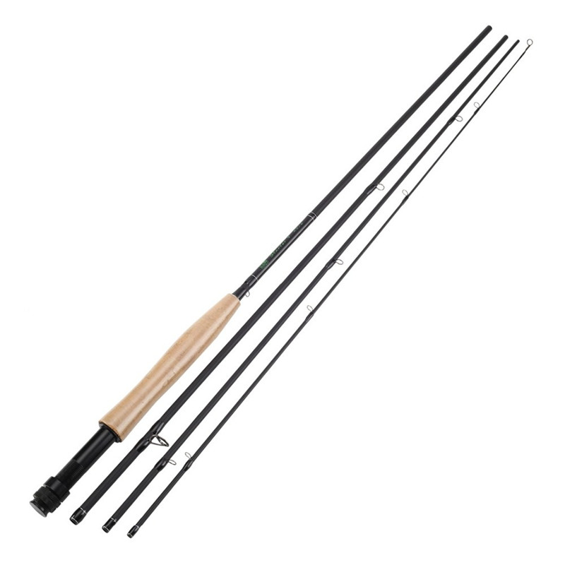 ФОТО  Top Quality Carbon Telescopic Fishing Rods Spinning Fishing Tackle Quality Fishing Equipment 2.7M  4 Sections Super Light 108g