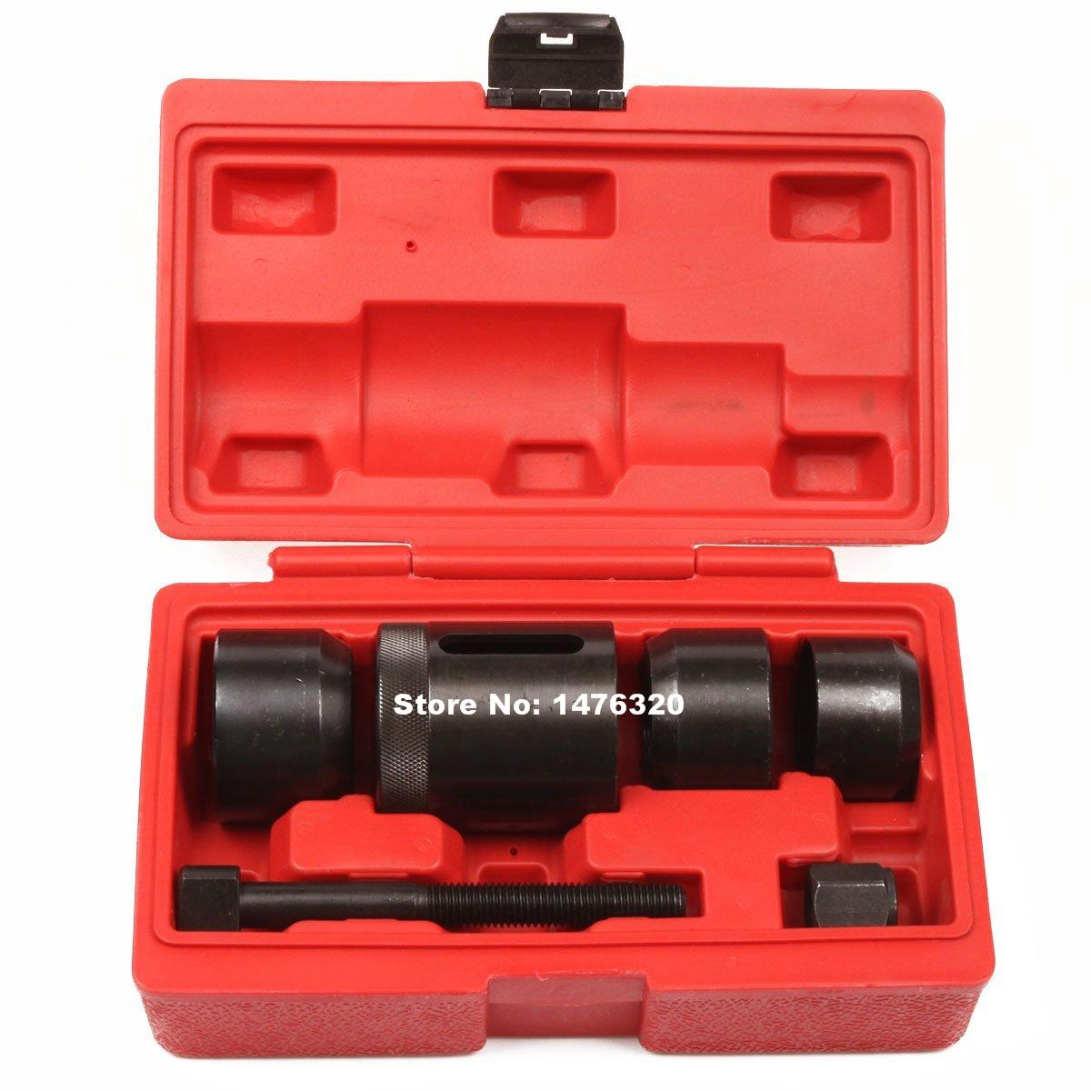 Automotive Rear Axle Ball Joint Bushing Installation Removal Tool Kit For BMW E52 E53 E60 E61 E64 E65 E66 E67 E70 AT2205