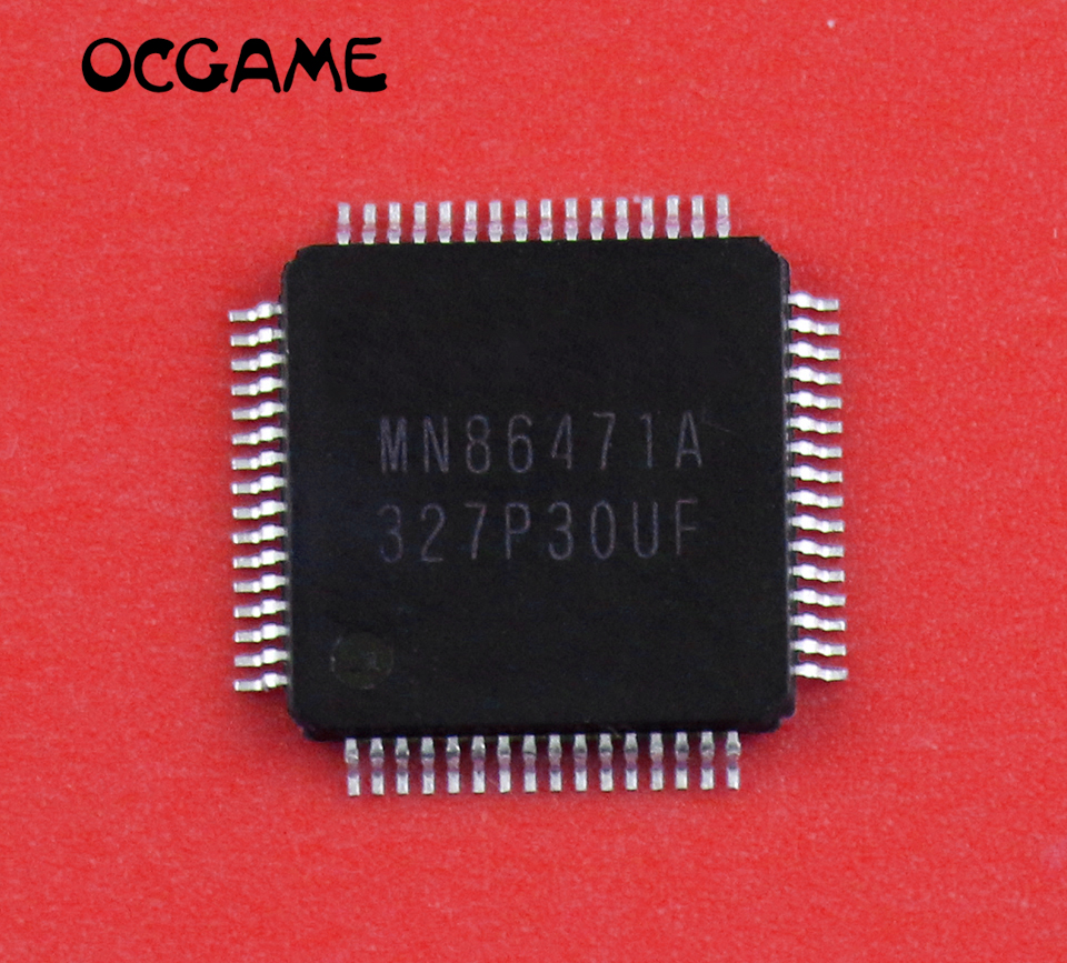 OCGAME Original HDMI IC Chip MN86471A N86471A Replacement for Playstation 4 for PS4 10pcs lot