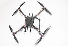 4-Axle Folding 3K Carbon Fiber Drone Kit RTF NO Adapter Battery TX&RX F07963-D