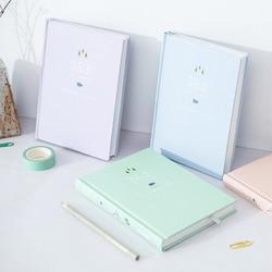 Korean Kawaii Cute Flower Schedule Planner Weekly Monthly Yearly Planner Organizer Notebook Kawaii Agenda 2019 Stationery Store