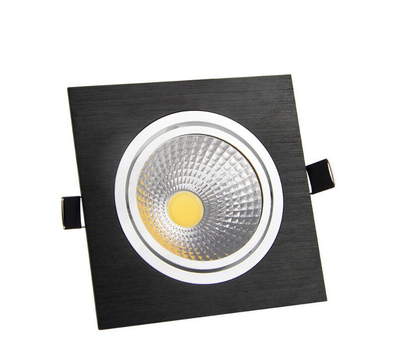 Dimmable COB LED Ceiling Down Light Lamp Bulb Indoor Kitchen 10//15//20W 110V 220V