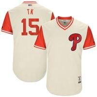 MLB Men's Philadelphia Phillies Ty Kelly