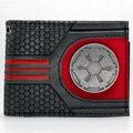 Star Wars Rebel Эмблема Логотип Mix Материал Bi-fold Wallet DFT-1921